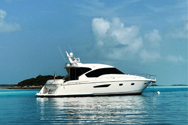 New 2009 Tiara 5800 Sovran Yacht
