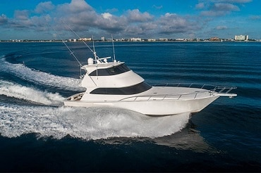 New 2009 VIKING YACHTS 60 ENCLOSED BRIDGE Yacht