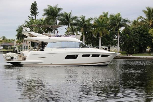 New 2012 PRESTIGE 500 FLYBRIDGE Yacht