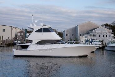 New 2012 VIKING 60 CONVERTIBLE EB Yacht