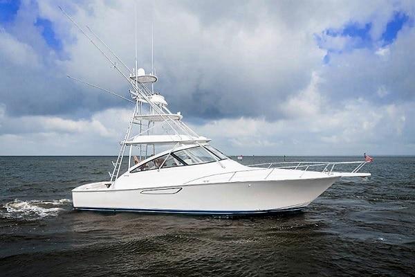 New 2014 Viking Yachts 42 Open Yacht