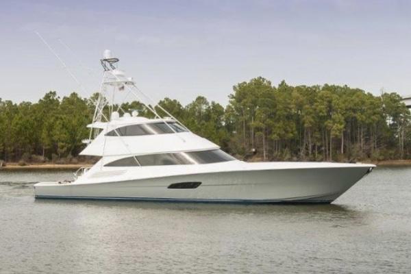 New 2016 VIKING 92 ENCLOSED BRIDGE CONVERTIBLE Yacht