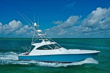 New 2015 VIKING YACHTS 52 SPORT TOWER Yacht