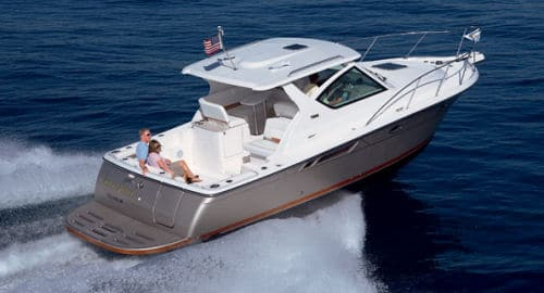 TIARA 3100 OPEN CAPTAIN'S REPORT | Galati Yachts