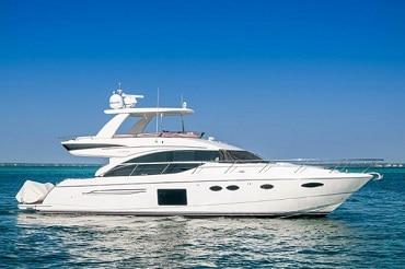 New 2016 Princess Yachts 60 Flybridge Yacht