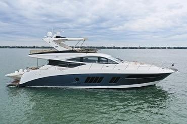 New 2016 SEA RAY YACHTS L650 Yacht