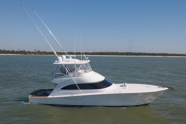 New 2017 VIKING YACHTS 55 CONVERTIBLE Yacht