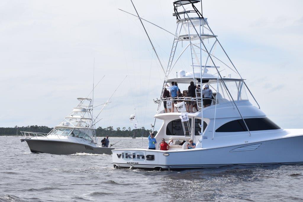 Pensacola International Billfish Tournament Flare Start 126