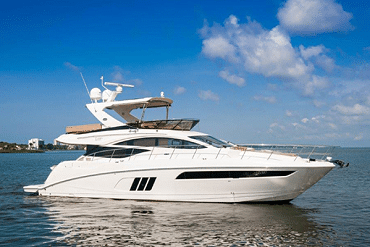 New 2017 SEA RAY YACHTS L59 FLYBRIDGE Yacht