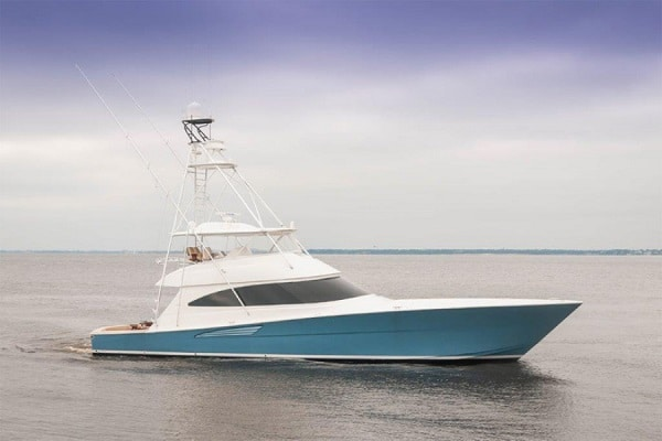 New 2017 VIKING 72 CONVERTIBLE Yacht