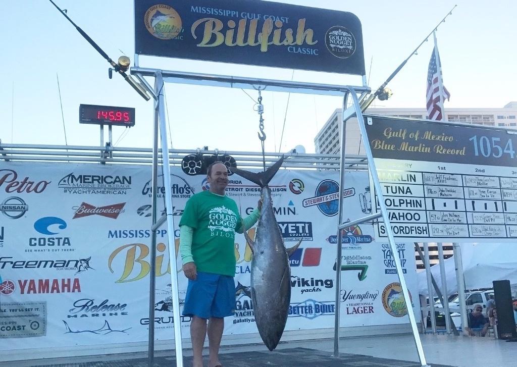 Mississippi Gulf Coast Billfish Classic weigh in 2017