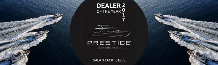 Prestige dealer of the year 2017