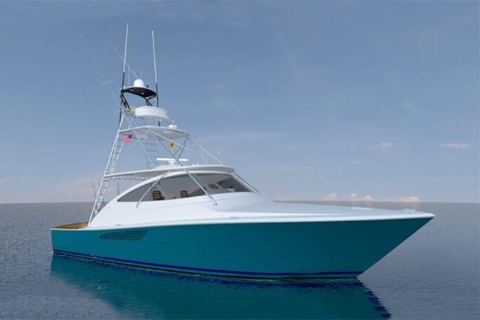 Viking Yachts 44 Open