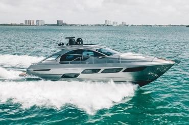 New 2018 Pershing Yachts 54 5x Motor Yacht Yacht