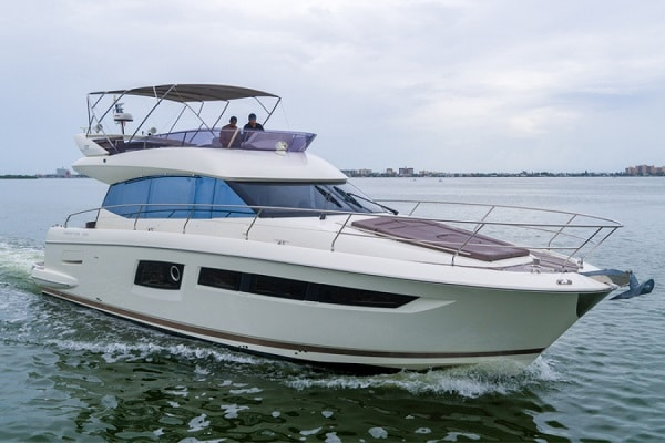 New 2018 Prestige Yachts 500 Flybridge Yacht