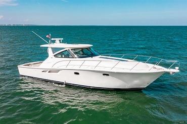 New 2018 Tiara Yachts 43 Open Yacht