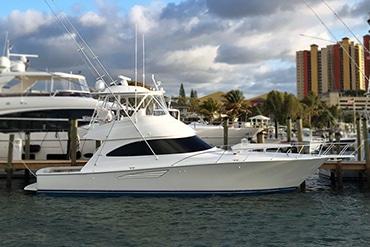 New 2018 VIKING YACHTS 48 CONVERTIBLE Yacht