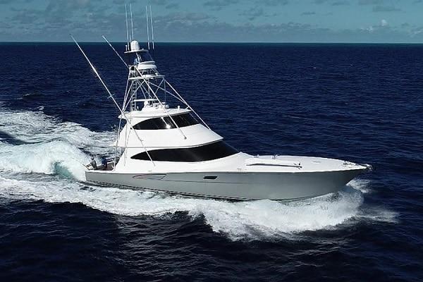 New 2018 Viking Yachts 72 Convertible Yacht