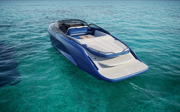 Princess Yachts R35