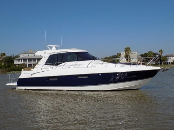 48 CANTIUS on the open water
