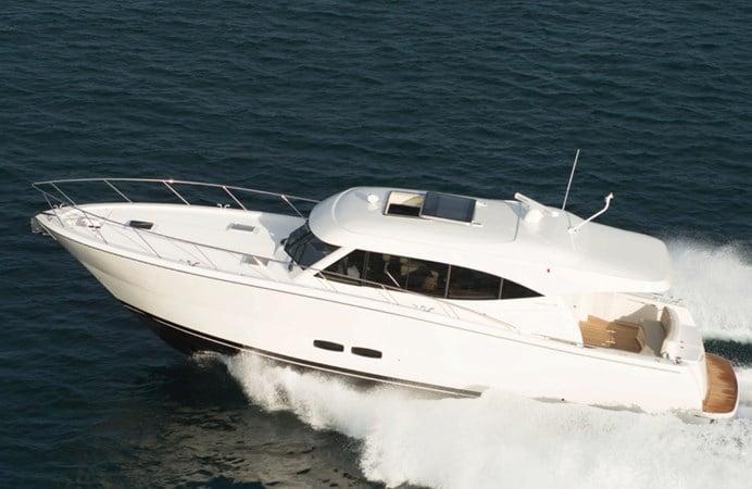 Maritimo Yachts M51 profile