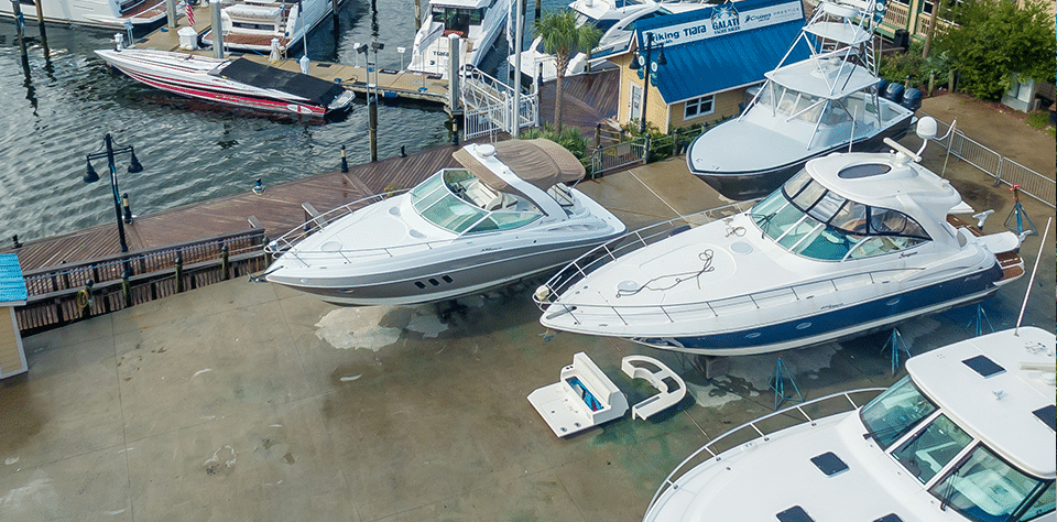Galati Yacht Sales Service Yards