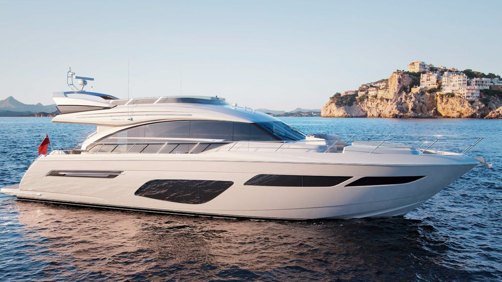 New Princess Yachts F70 Yacht