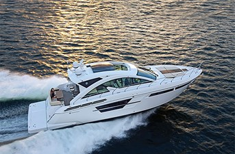 New Cruisers 54 Cantius Yacht