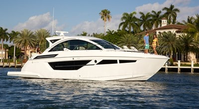 New Cruisers 50 Cantius Yacht