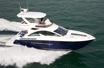 New Cruisers Cruiser 54 Flybridge Yacht