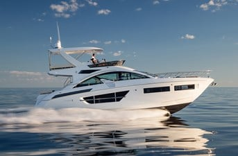 New Cruisers Cruiser 60 Flybridge Yacht