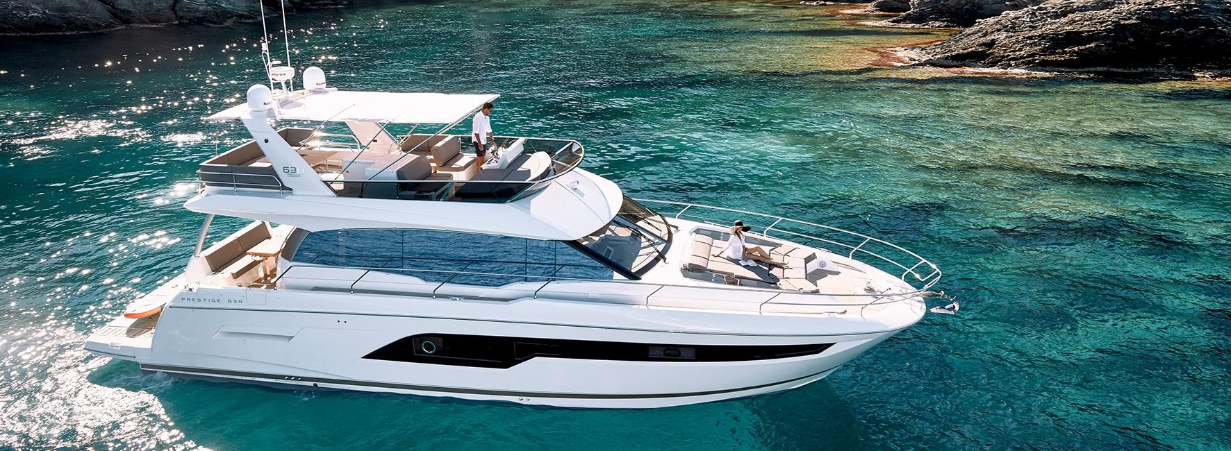 Prestige Yacht