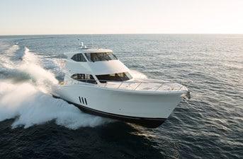 New Maritimo M64 Motor Yacht Yacht