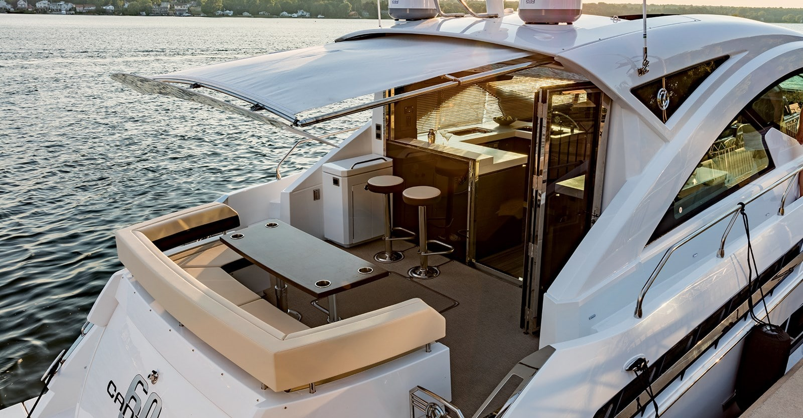 new cruisers 60 cantius cockpit
