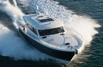 New Maritimo S54 Yacht