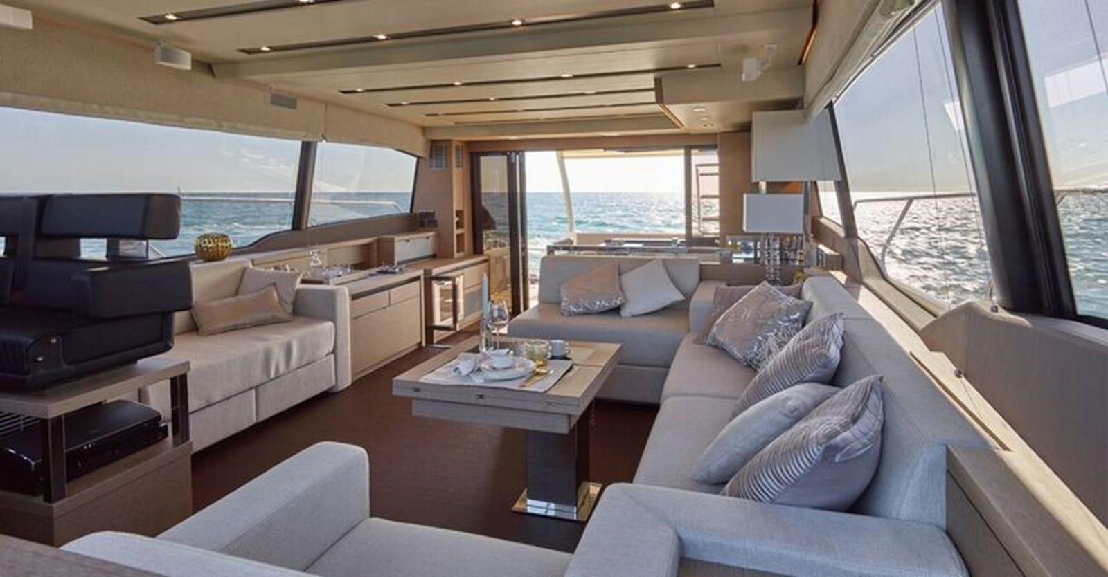 new prestige 630 yacht salon