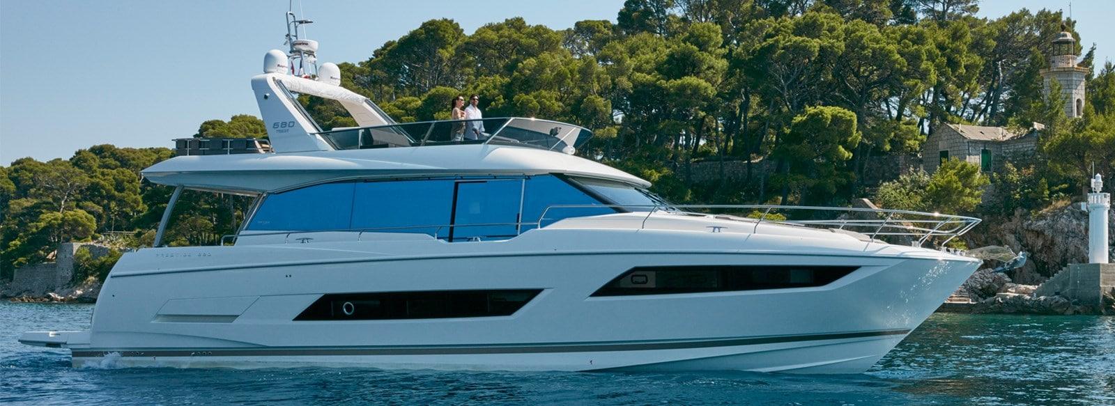new prestige 680 yacht for sale