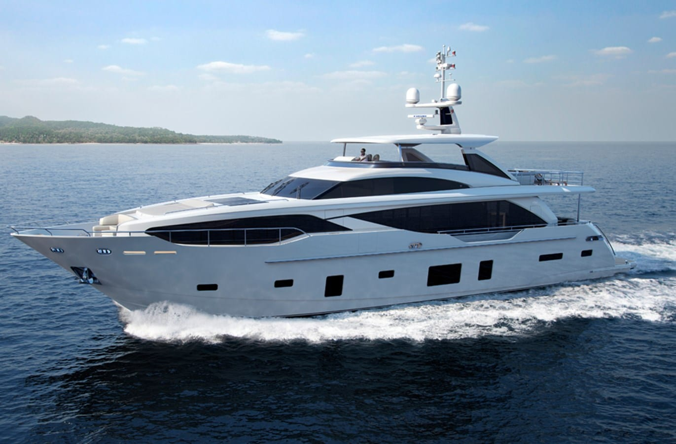 New Princess 30M Yacht