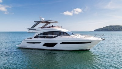 New Princess 62 Flybridge Yacht