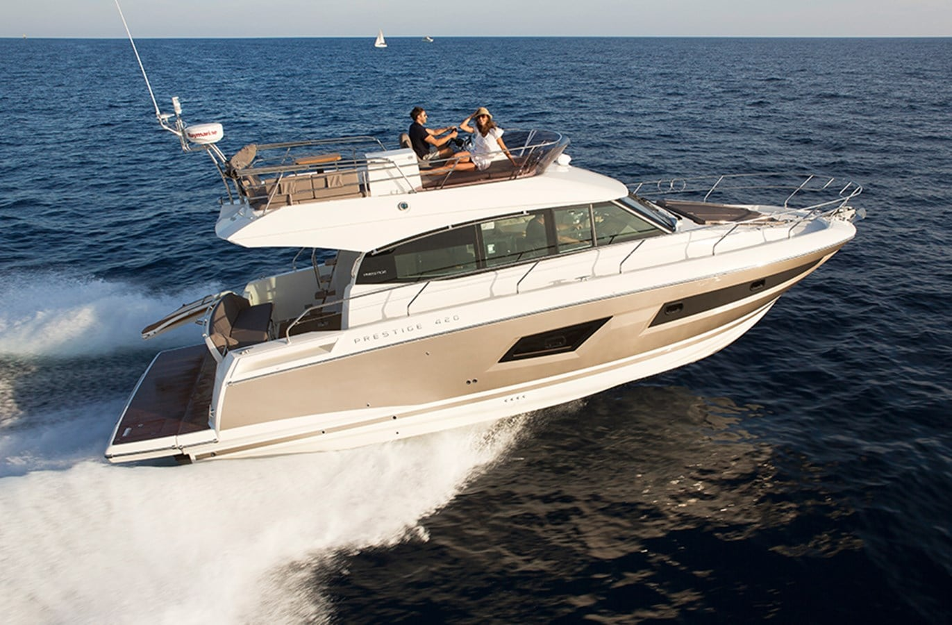 prestige 420 yacht for sale