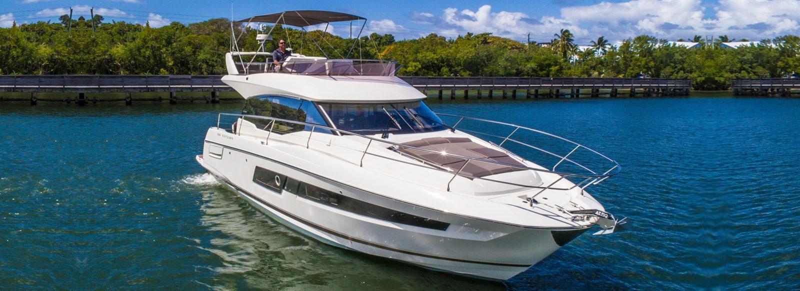 prestige 460 yacht herojpg