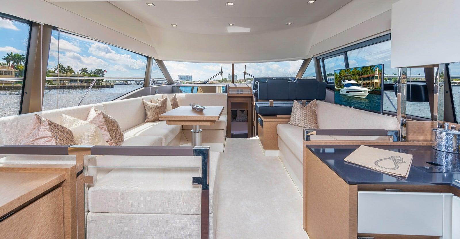 prestige 460 yacht salon02jpg