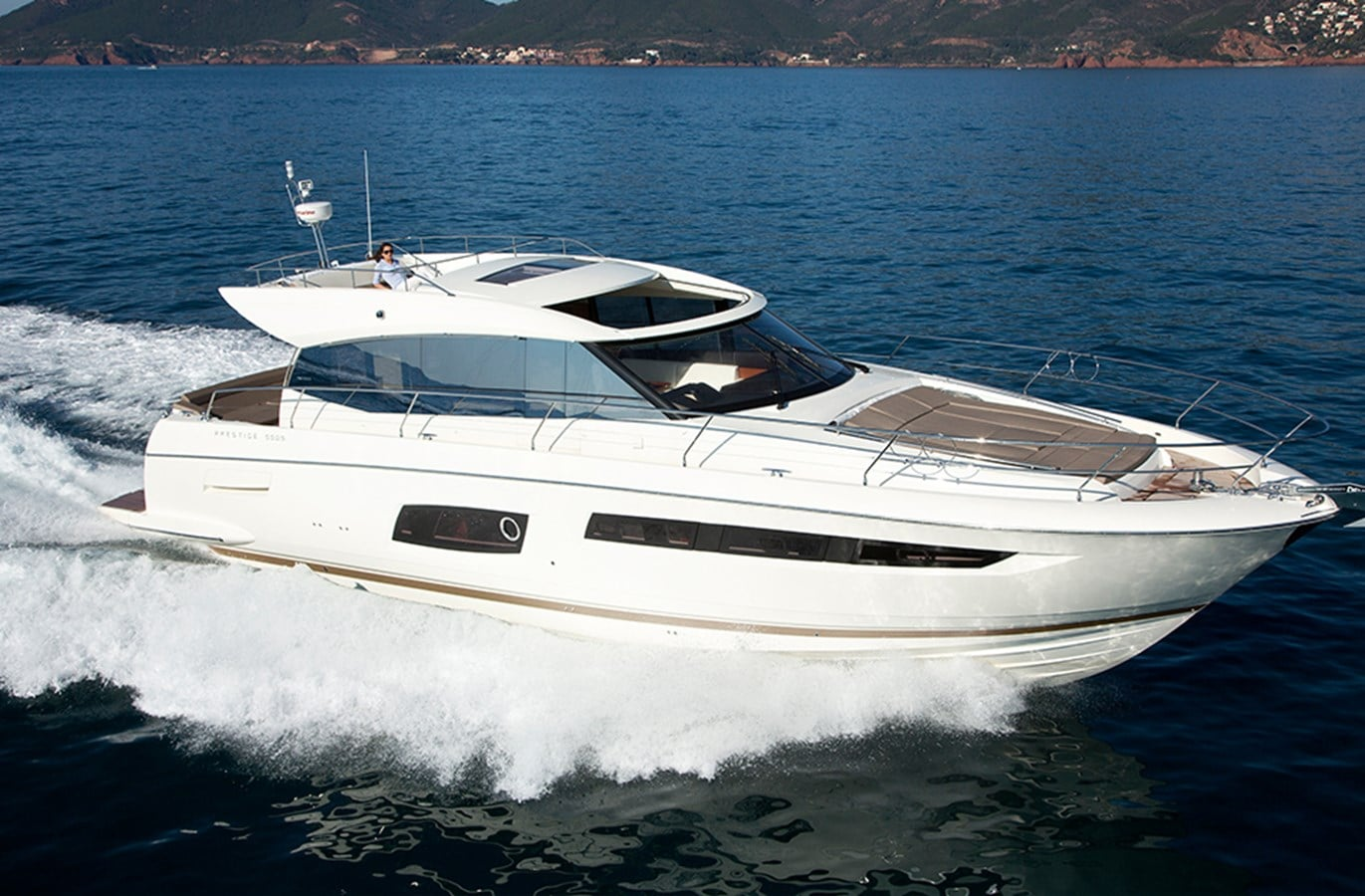 prestige 550s yacht for sale