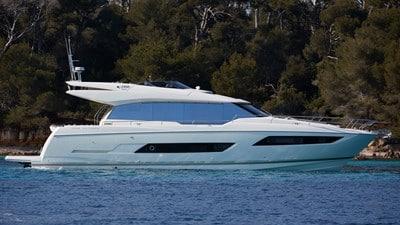 New Prestige 680 Yacht