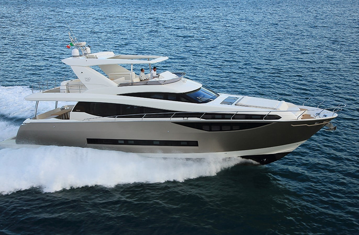 prestige 750 yacht for sale