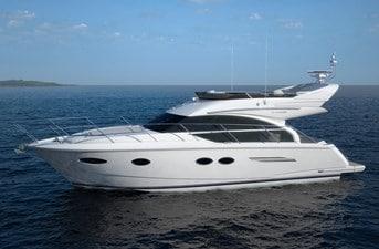 New Princess 43 Flybridge Yacht
