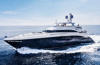 New Princess 40M Yacht