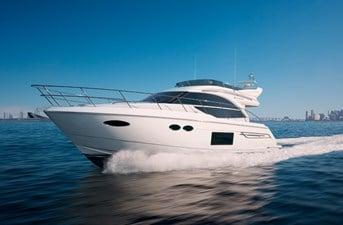 New Princess 49 Flybridge Yacht