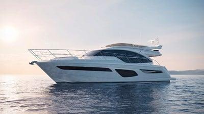 New Princess 55 Flybridge Yacht