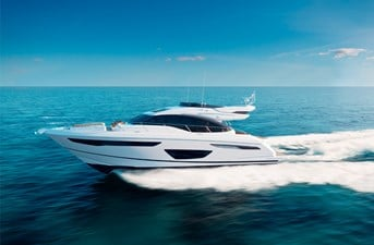 New Princess S60 Yacht